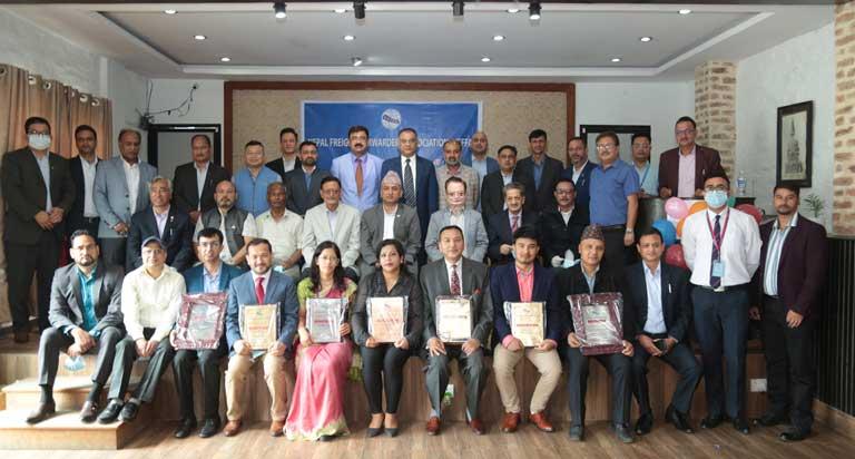 नेपाल फ्रेट फरवार्डरस् एशोसिएसन (नेफा) ले २७औं कार्गो दिवसमनाइयो