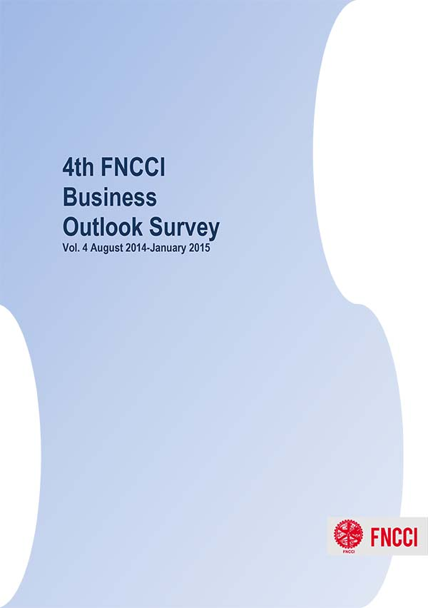 Business Outlook Survey 2014 - Issue 1